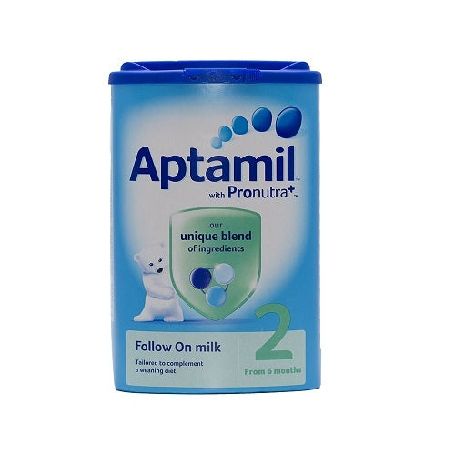 Aptamil Follow On 900 G (2 Pack)