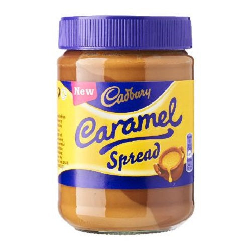 C'bury Caramel Chocolate Spread 400G (Pack of 3) - British Food Supplies