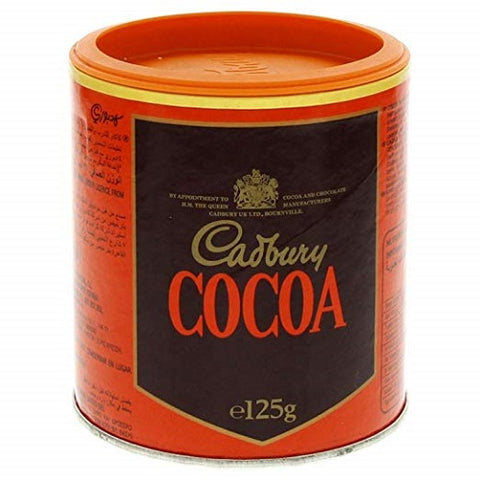 C'bury Cocoa Drinking & Baking Chocolate - British Food Supplies