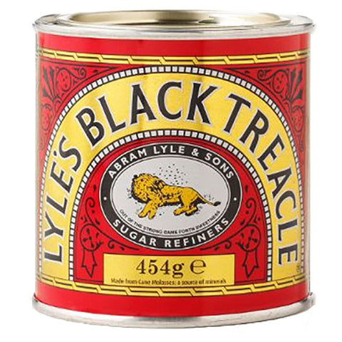 Tate & Lyle's Black Treacle 454 g - PACK OF 2