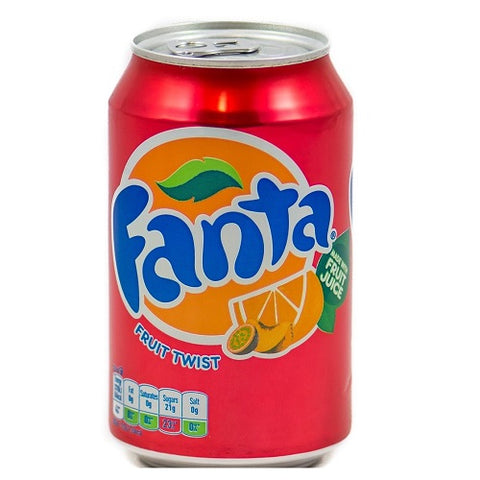 Fanta Fruit Twist (6x330ml)