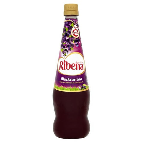 Ribena Blackcurrant - 850ml