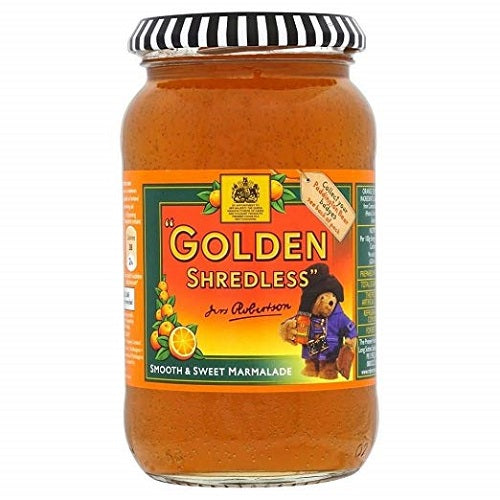 Robertson's Golden Shredless Smooth Sweet Marmalade 6 x 454g