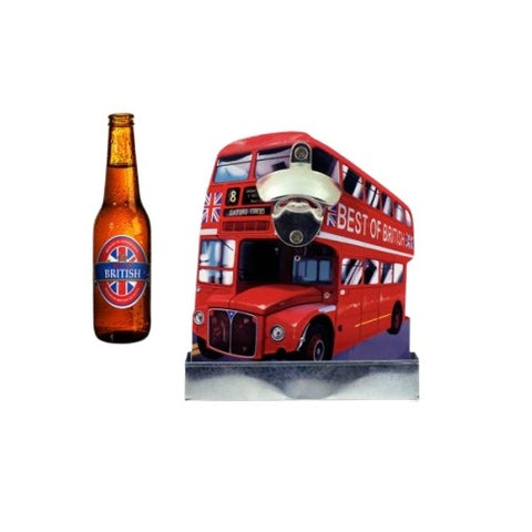 Bus Wall Bottle Opener