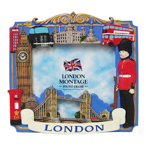 Elgate London Montage Photo Frame (lge)