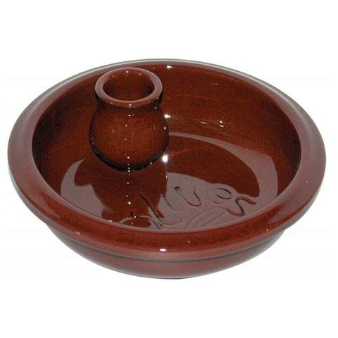 Amazing Cookware Natural Terracotta Olive Dish by Amazing Cookware