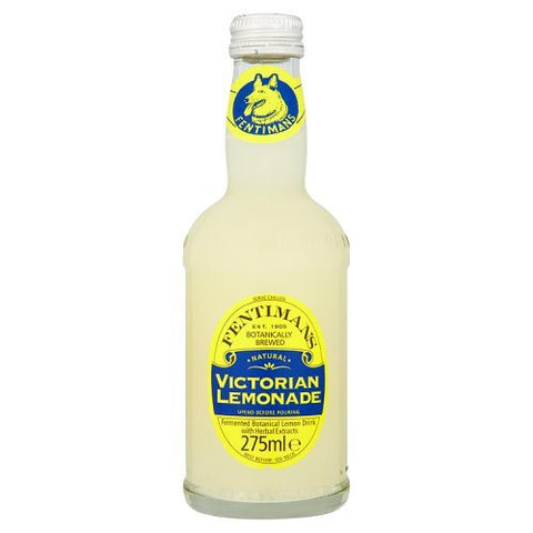 (4 PACK) - Fentimans - Victorian Lemonade | 275ml | 4 PACK BUNDLE