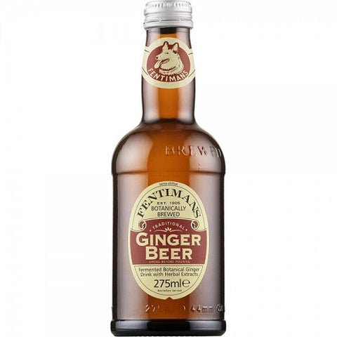 Fentimans Ginger Beer 4 x 275ml (Pack of 6)