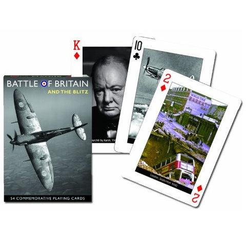 Battle Of Britain Playing Cards