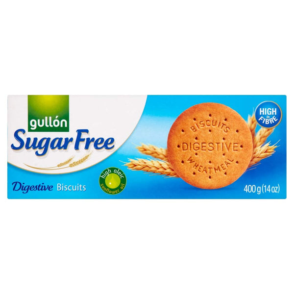 GULLON Sugar Free Digestive Cookie 400g