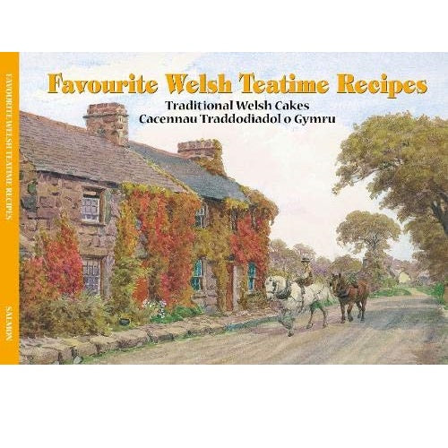 Salmon Favourite Welsh Tea time Recipes (Favourite Recipes)
