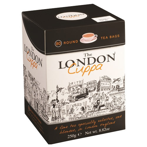 London Cuppa 80 Bags (3 Pack)