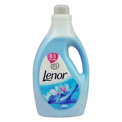 Lenor Fabric Conditioner 83 Wash Spring 2.9L (Pack of 3)