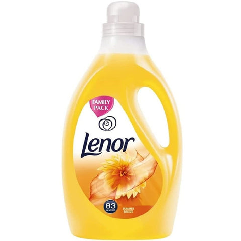 Lenor Fabric Conditioner 83 Wash Summer 2.9L (Pack of 3)