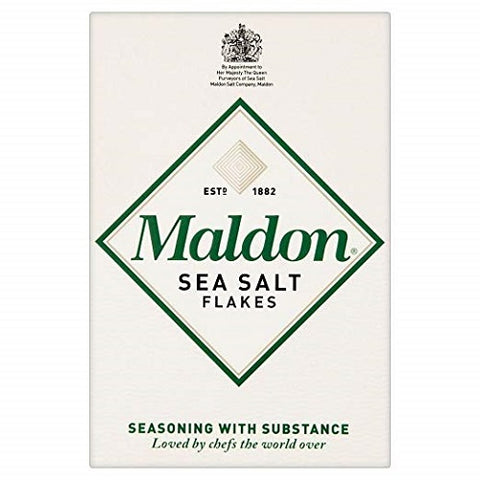 (4 PACK) - Maldon Salt - Sea Salt MAL-MAL125 | 125g | 4 PACK BUNDLE