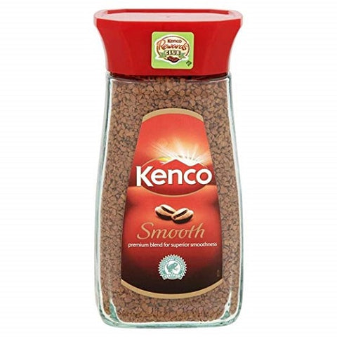 Kenco Smooth Coffee Blend 200g