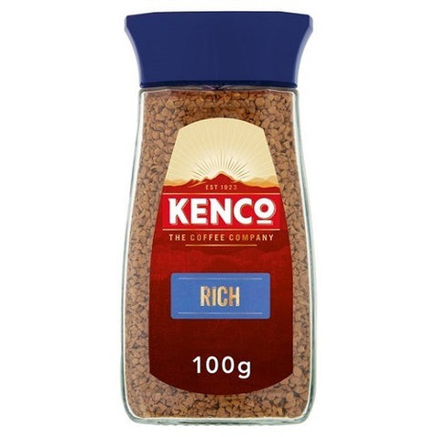 Kenco Rich Coffee Blend 100g (Pack of 3)
