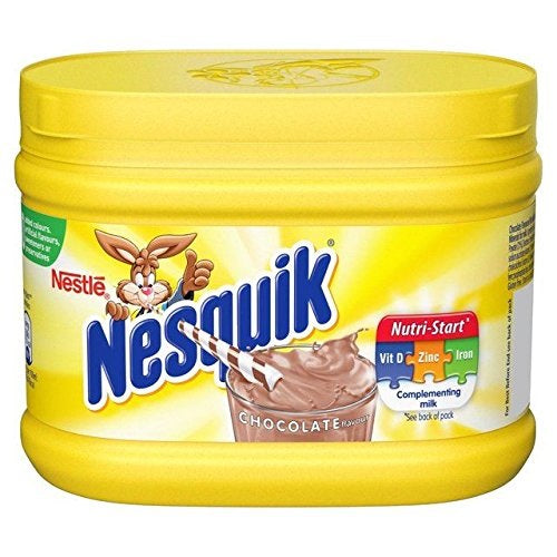 Nesquik Chocolate Flavour 300g (Pack of 4)