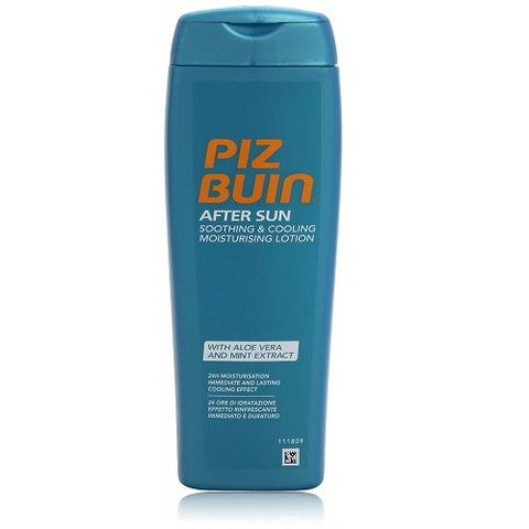 2 x Piz Buin After Sun Soothing & Cooling Moisturising Lotion 200ml - British Food Supplies