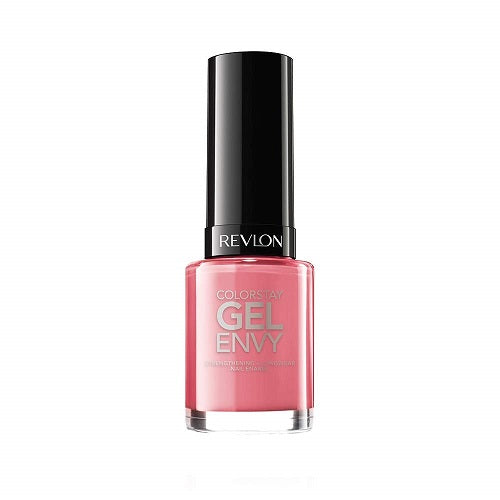 Revlon ColorStay Gel Envy Longwear Nail Enamel, Lady Luck 0.40 oz (Pack of 2)