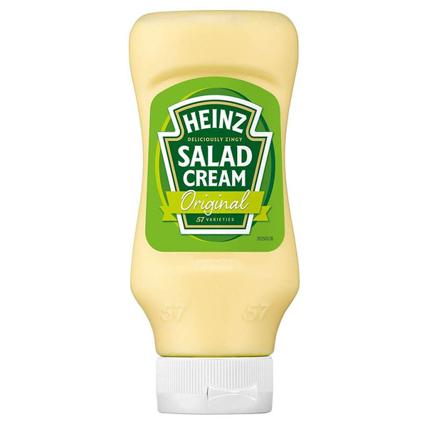 Heinz Salad Cream Squeezy 1lb. Case of 12