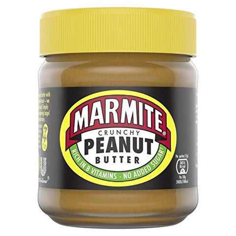 Bundle of 3 - Marmite Peanut Butter 225g x 3 Delivers 3-5 Days USA