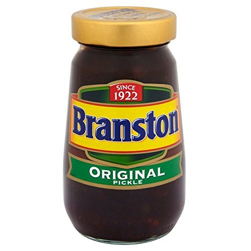 Branstons Pickle 520g GoldTop (4 Pack)