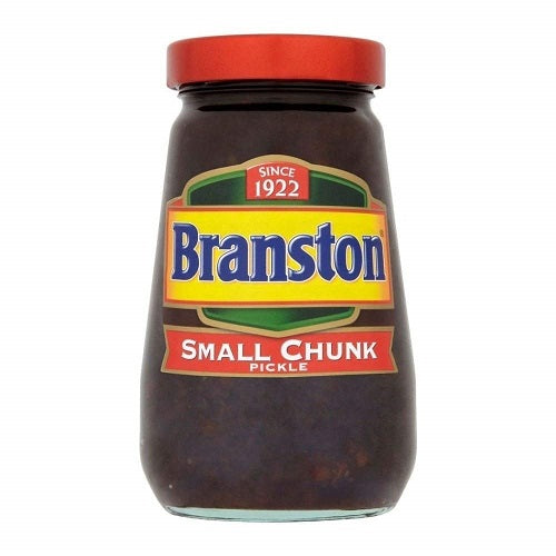Branston Small Chunk Pickle (720g) - Pack of 6 - British Food Supplies
