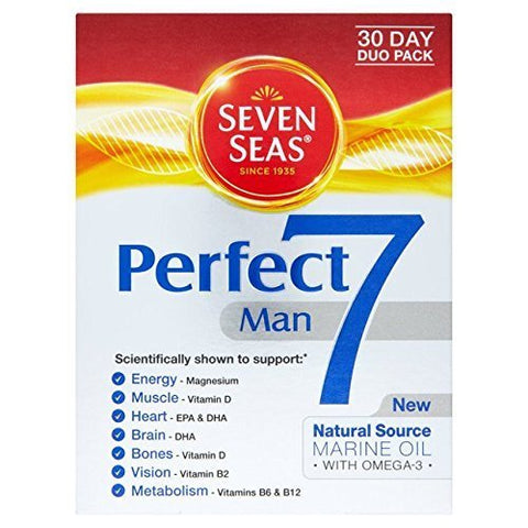 Seven Seas Perfect 7 Man 30 Sachet