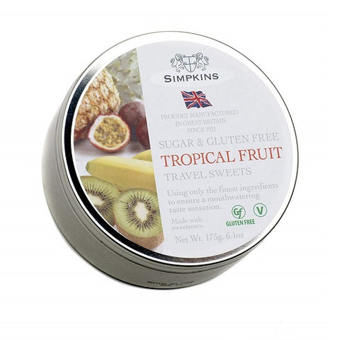 Simpkin sugar Free Tropical Fruit