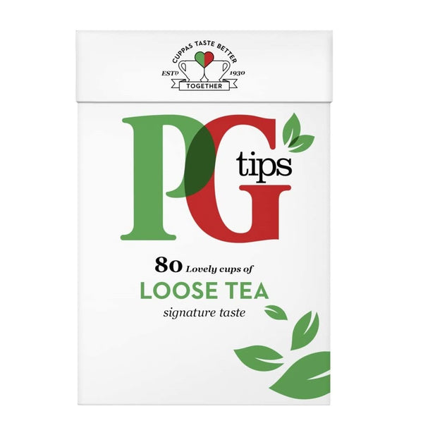 PG Tips Loose Tea - 8.8oz - 3 Pack