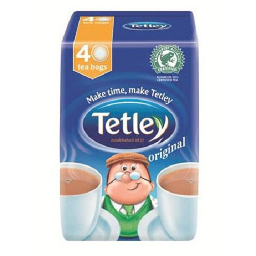 Tetley Tea Bags - 12pk x 40ct