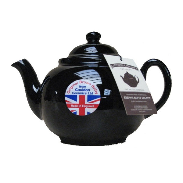 Brown Betty Teapot, 4-Cup