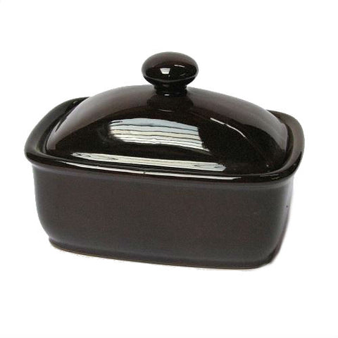 Brown Betty Butter Dish - British Food Supplies