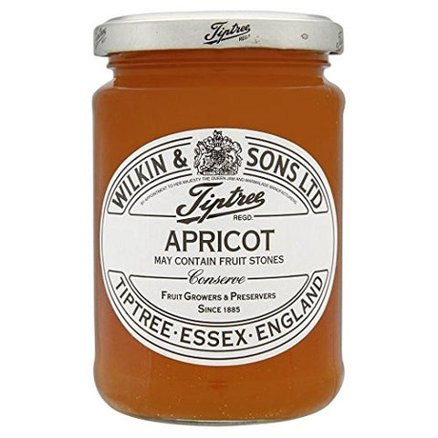 (4 PACK) - Tiptree - Apricot Conserve | 340g | 4 PACK BUNDLE - British Food Supplies