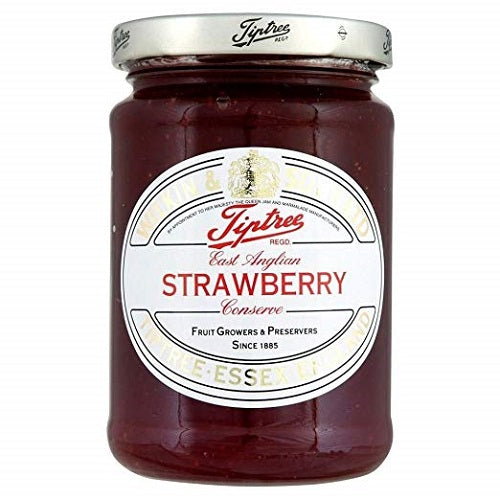 Tiptree East Anglian Strawberry Conserve - 340g