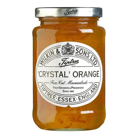 Wilkin & Sons Tiptree Crystal Orange Fine Cut Marmalade 454G