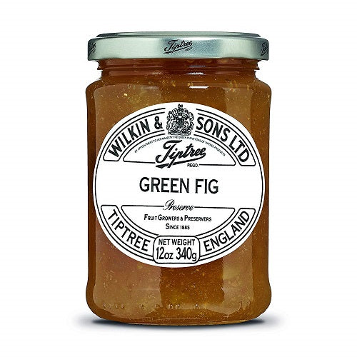 (4 PACK) - Tiptree - Green Fig Conserve | 340g | 4 PACK BUNDLE - British Food Supplies