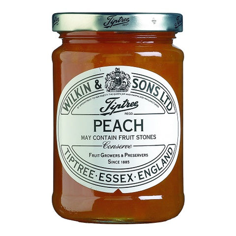 (2 Pack) - Tiptree - Peach Conserve | 340g | 2 PACK BUNDLE