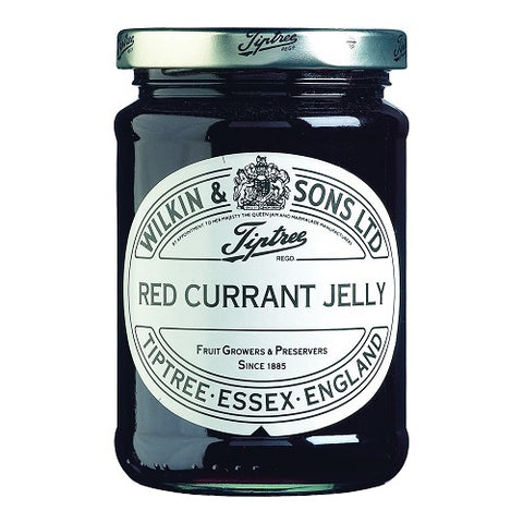 Tiptree Red Currant Jelly, 12 Ounce Jars (Pack of 6)