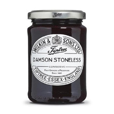 (3 PACK) - Tiptree - Damson Stoneless Conserve | 340g | 3 PACK BUNDLE
