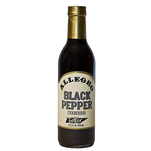 Allegro Marinade - Black Pepper, (Pack of 4)