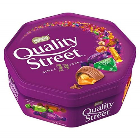 Nestle Quality Street Tub - 720
