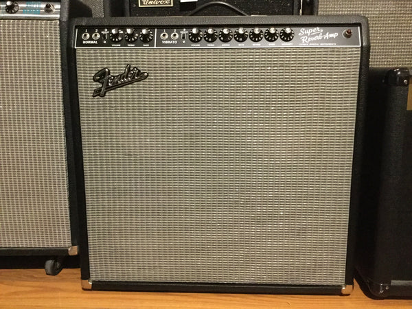 Fender Super Reverb '65 Reissue - Cask Music