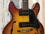 Capri MIJ Semi-Hollow - Cask Music