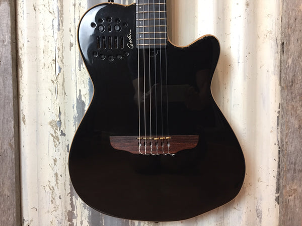 Godin Multiac ACS-SA Nylon - Cask Music