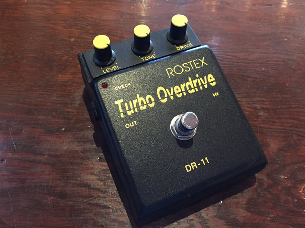 Rostex Turbo Overdrive
