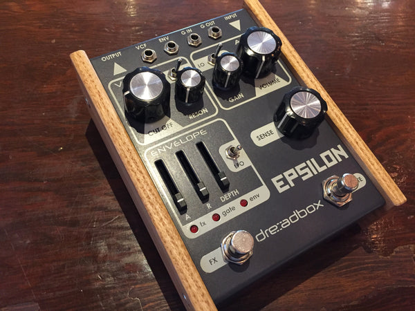 Epsilon Limited Edition / Filter & Envelope - Cask Music