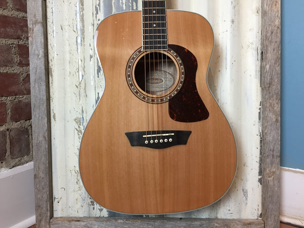 Washburn HF11S Folk Acoustic - Cask Music