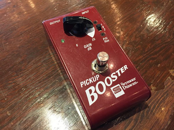 Seymour Duncan Pickup Booster - Cask Music